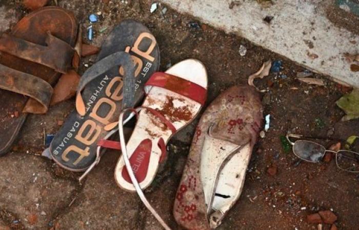 """تفجيرات سريلانكا: """"توسلتُ إلى الله ألا تكون زوجتي صاحبة الجثة عند رفع الغطاء"""""""