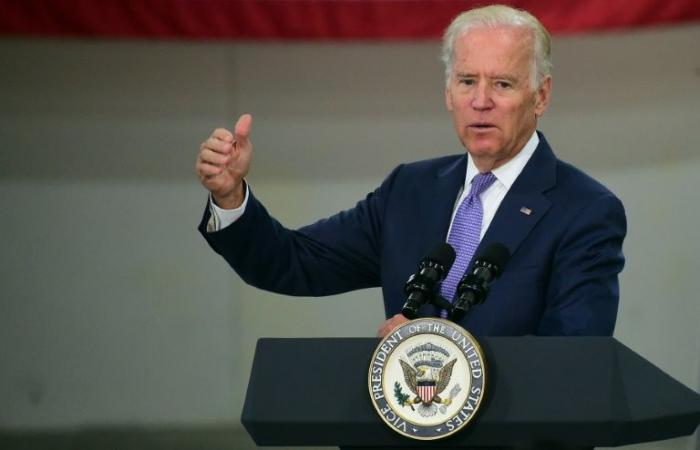 جو بايدن يعلن ترشحه لانتخابات الرئاسة الاميركية 2020
