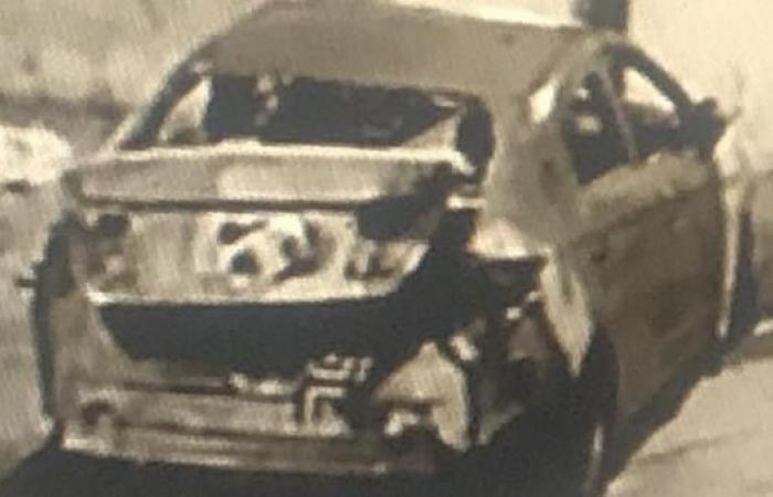 الخليح | سعودية أُحرِقت سيارتها تكشف تفاصيل القصة وهوية الفاعل