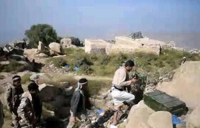 اليمن   الجيش اليمني يتقدم بصعدة..ويحرر جبل الأذناب الاستراتيجي