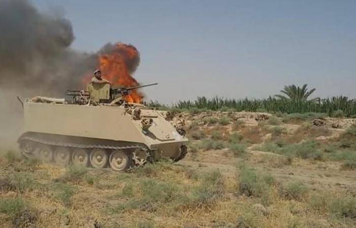 مصر   مقتل 6 دواعش وتدمير أنفاق جنوب كركوك