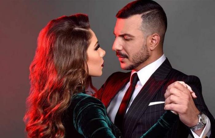 دانييلا رحمة تصفع باسل خياط بشكل جدّي (فيديو)
