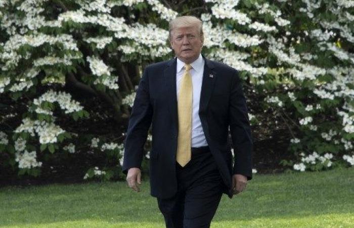 """ترمب يقول إنه سيستقبل نظيره الصيني """"قريبا"""" في البيت الأبيض"""