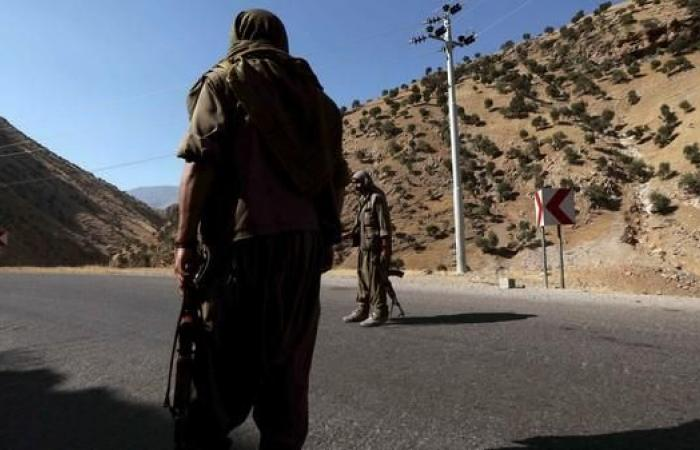 العراق   غارات تركية على مواقع حزب العمال الكردستاني شمال العراق