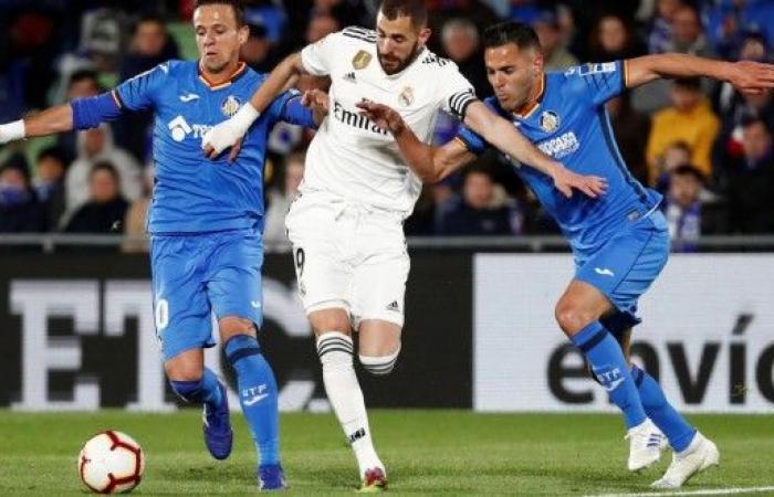 ريال مدريد وخيتافي يسجّلان تعادلاً باهتاً