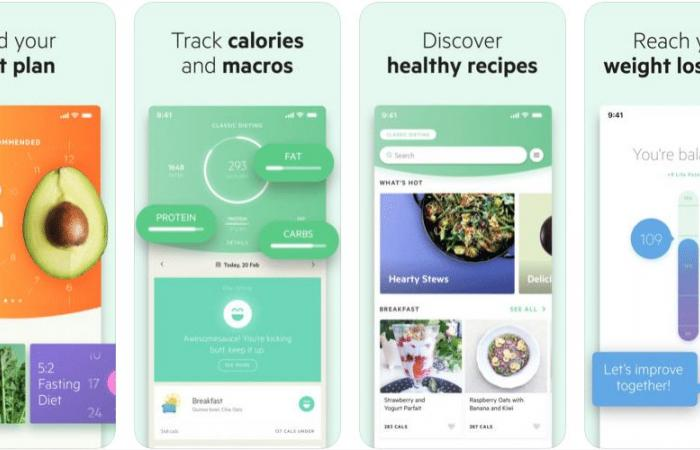 5 تطبيقات تساعدك على إدارة نظامك الغذائي بسهولة