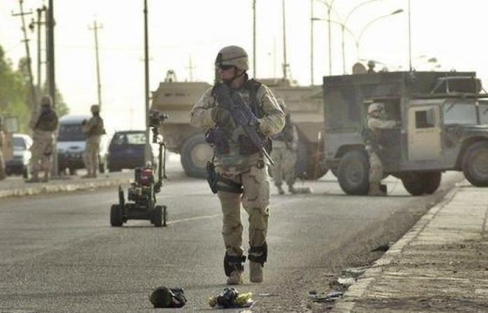 العراق   قصف يستهدف قاعدة التاجي شمال بغداد