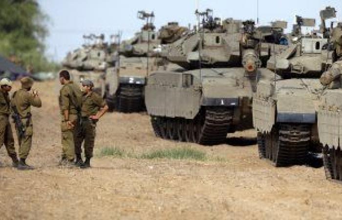 دبابات إسرائيلية تهاجم مواقع على الشريط الحدودى لغزة