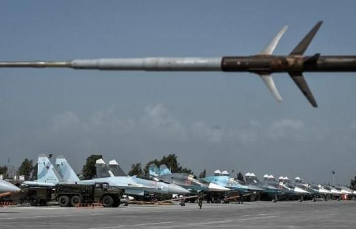 سوريا | سوريا.. قصف قاعدة حميميم الروسية مرتين