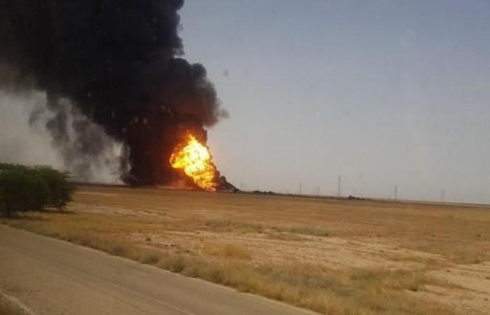 إيران | إخلاء قرية عقب انفجار لأنبوب نفط في الأهواز