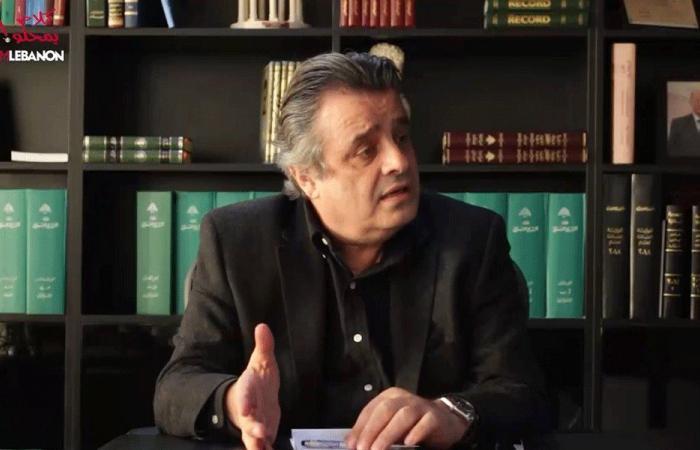 عازار: سيكتب التاريخ أن عون مؤسس لبنان القوي