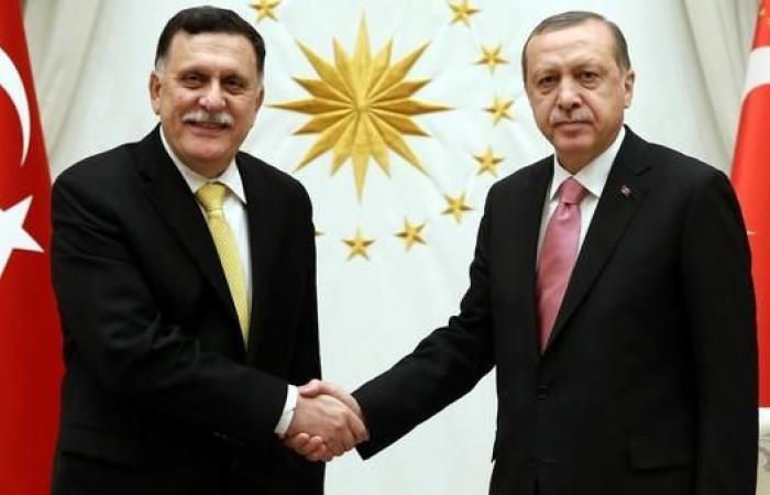 وعد بتسخير كل إمكاناته..كيف سيدعم أردوغان حكومة الوفاق؟