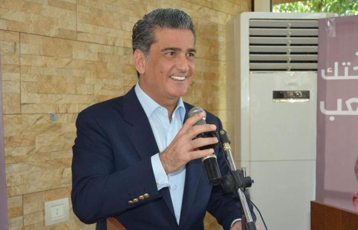 الاحدب ردا على باسيل: انتم من تحاصصتم الحكومة