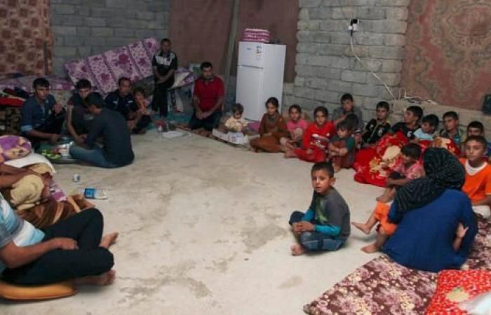 العراق | العثور على 27 أيزيدياً في مخيم الهول بسوريا