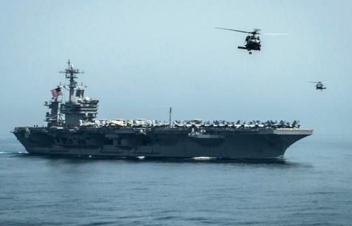 """إيران   إيران تهاجم بولتون.. """"إرسال حاملة طائرات حرب نفسية"""""""