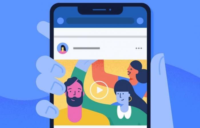 فيسبوك تحدد عوامل جديدة لانتشار مقاطع الفيديو على شبكتها