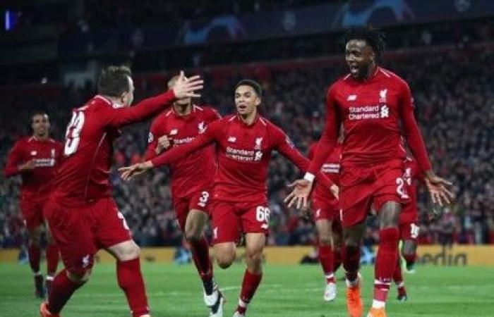 ريمونتادا ليفربول تطيح ببرشلونة من دوري الأبطال