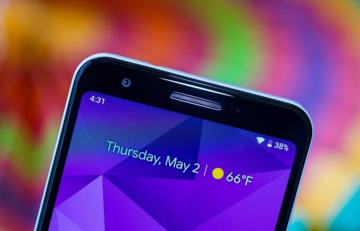 جوجل تؤكد اختبارها هاتف Pixel قابل للطي