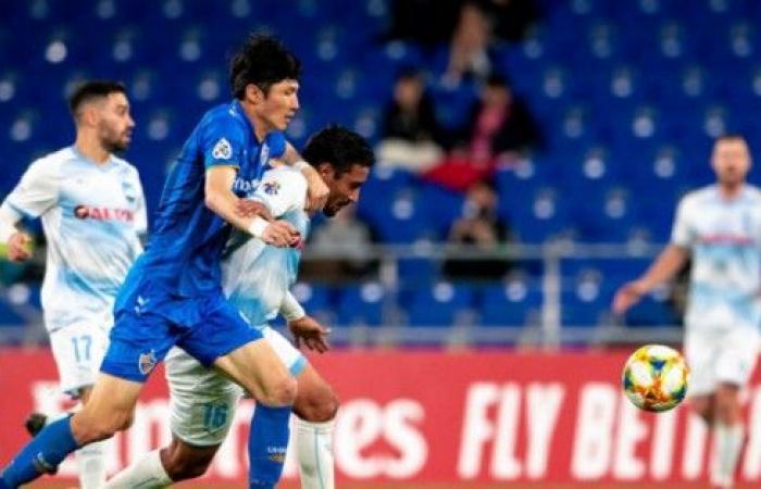 أولسان هيونداي يتأهل لثمن نهائي دوري أبطال آسيا