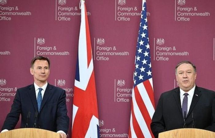 واشنطن ولندن: سنرد على أي تهديد إيراني
