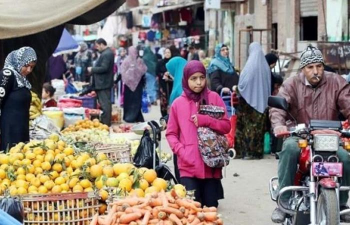 نمو الإقتصاد المصري 5.6 في المئة