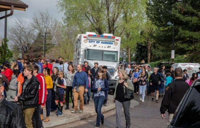 إصابة 8 تلامذة بإطلاق نار في مدرسة أميركية وتوقيف مشبوهين اثنين