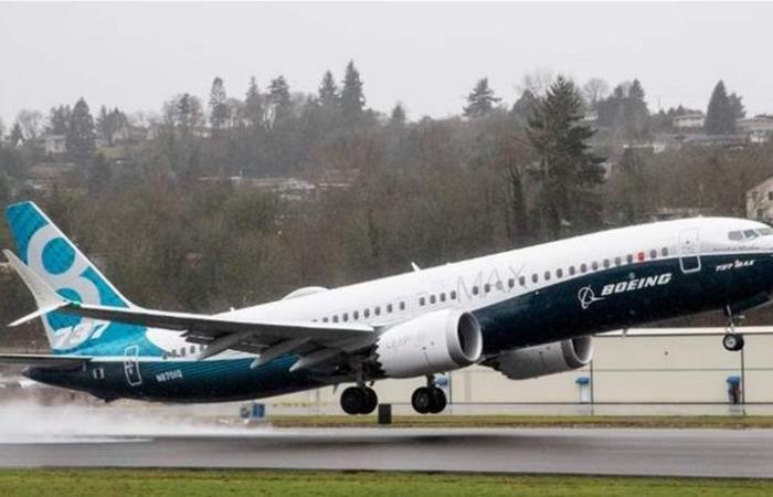 موعد إعادة تشغيل 'بوينغ 737 ماكس 8' غير معلوم