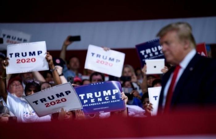 من فلوريدا... ترمب يحلم بالفوز في انتخابات 2020