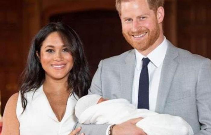 اسم مولود 'هاري وماركل' يثير ضجة.. هذا معناه