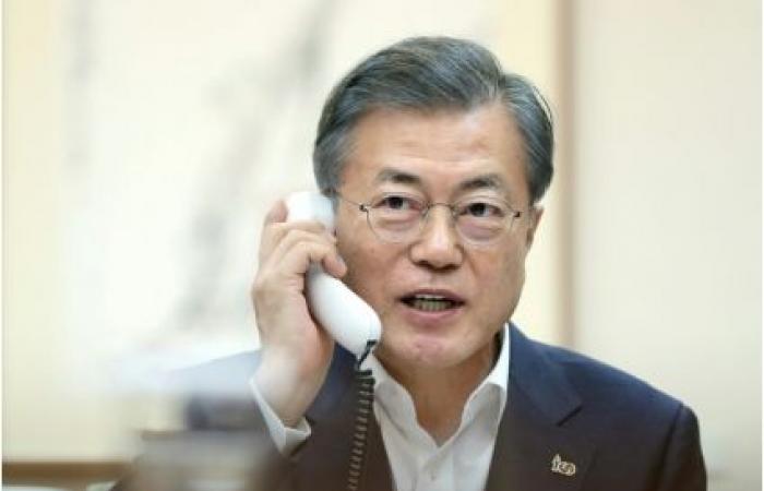 رئيس كوريا الجنوبية يحذر بعد إطلاق بيونغ يانغ لصاروخين