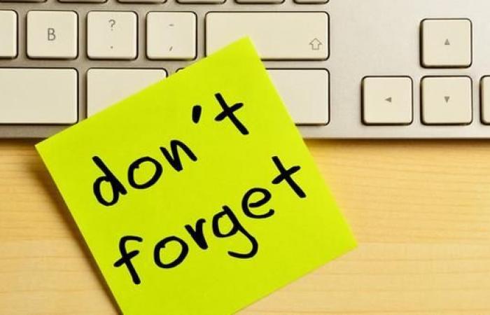بحيل بسيطة يمكن تعزيز الذاكرة ومكافحة الخرف