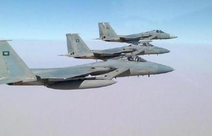 اليمن   اليمن.. غارات تستهدف مواقع الميليشيات في كتاف