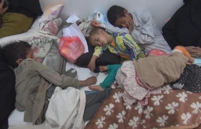 اليمن | الصحة العالمية: وفيات الكوليرا في اليمن بلغت 572 حالة