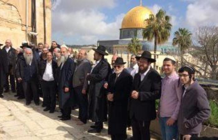 جماعات إسرائيلية متشددة تهدد باقتحام المسجد الأقصى المبارك يوم 28 رمضان