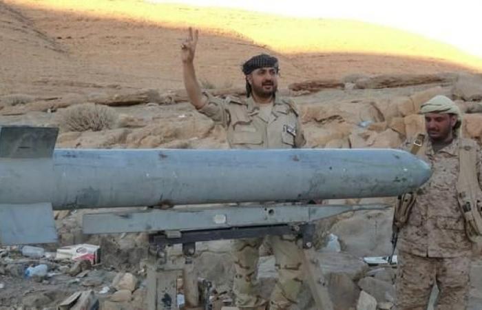 اليمن | مقتل 2 وإصابة آخرين بصاروخ حوثي على مركبة في الجوف