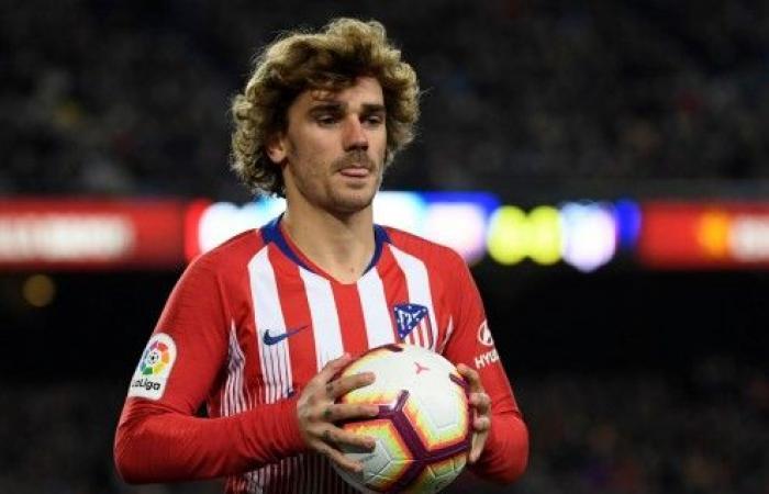 غريزمان يبلغ أتلتيكو مدريد رسميا بقرار الرحيل