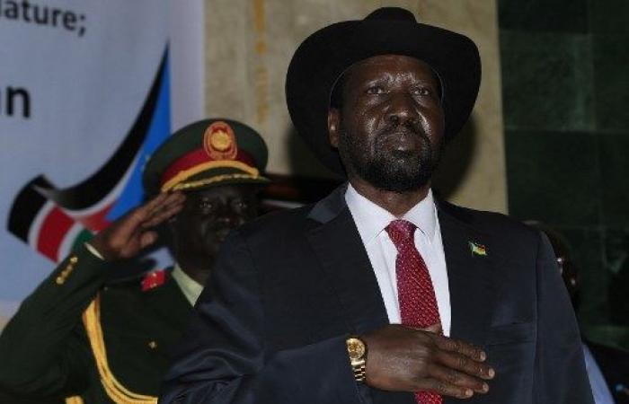 كير يدعو مشار للعودة إلى جنوب السودان