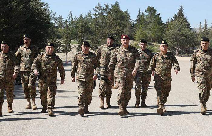 تحذير أميركي إلى قائد الجيش اللبناني