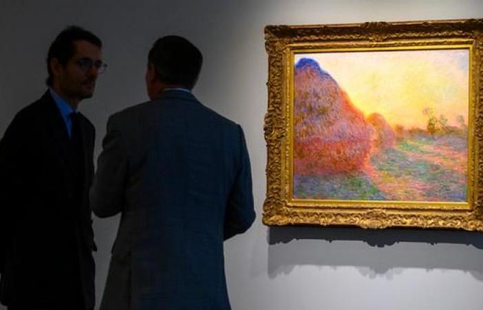 بيع لوحة لمونيه بمزاد.. سعر قياسي يفوق 110 ملايين دولار