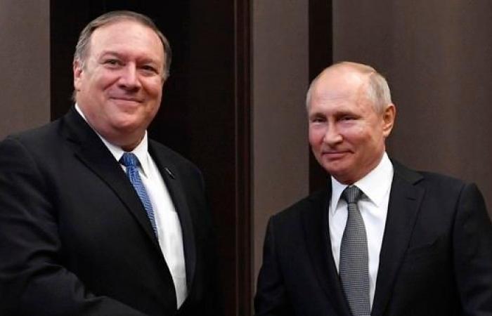 سوريا | بومبيو: اتفاق أميركي-روسي على حلّ سياسي في سوريا