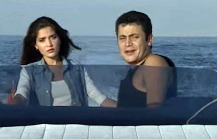 سيرين عبد النور مع هذا الفنان.. في العام 1994! (فيديو)
