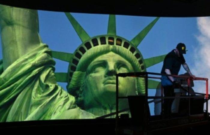 نيويورك تدشن متحفًا مخصصًا لتمثال الحرية