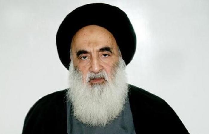 العراق   السيستاني يوجه بالنأي بالنفس عن الصراع الأميركي الإيراني