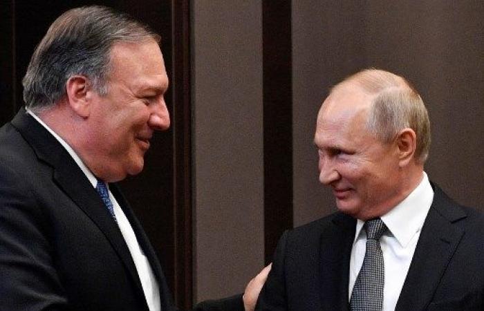بومبيو: واشنطن وموسكو تتشاطران الهدف نفسه بشأن كوريا الشمالية