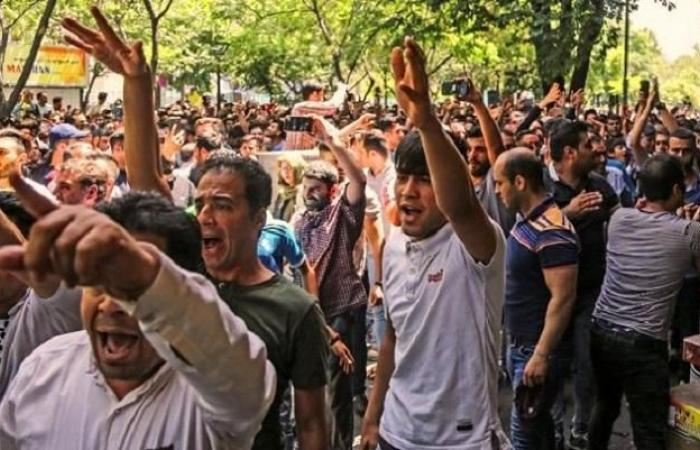 إيران | عملاء لإيران يهددون المنشقين بالقتل في شوارع اسكتلندا