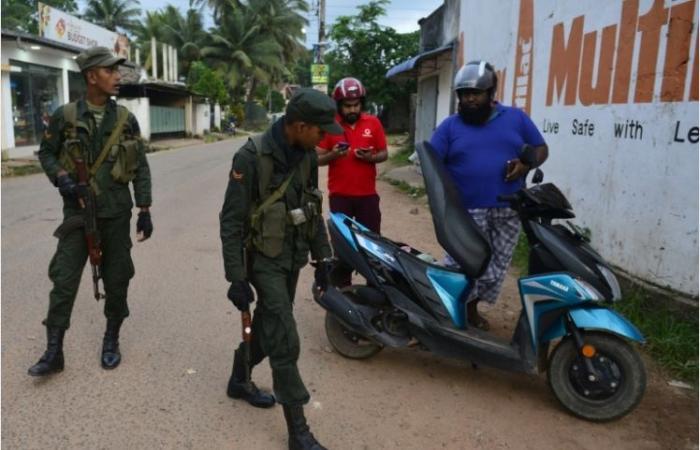 القوات السريلانكية تنظم دوريات بعد أعمال العنف ضد مسلمين