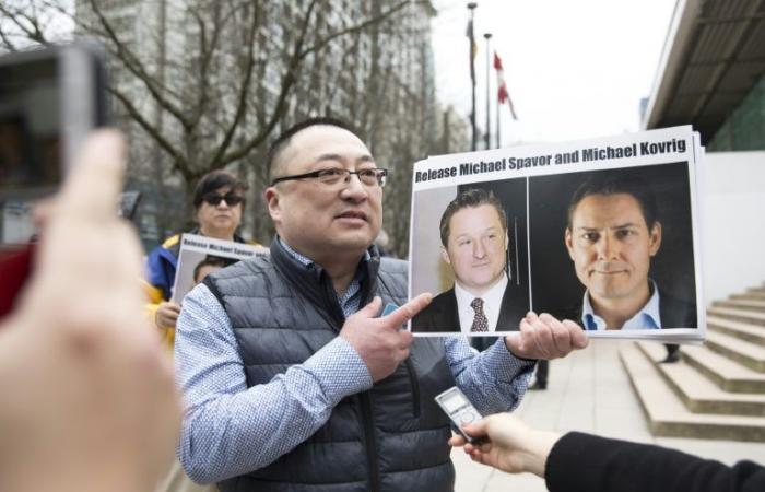 الصين تؤكد توقيف كنديين رسميا بتهمة حيازة أسرار دولة
