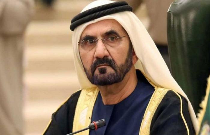 حاكم دبي يعزّي بصفير: كان قوة لصنع السلام