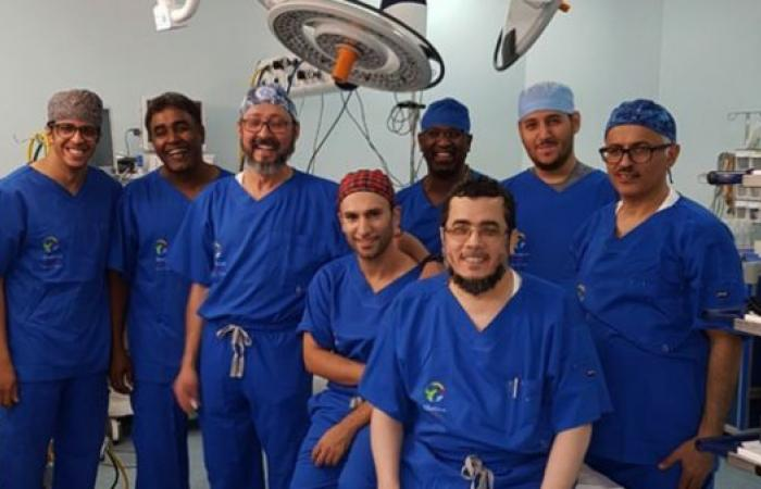 الخليح | خدمات طبية سعودية لـ2500 مريض في تنزانيا واليمن
