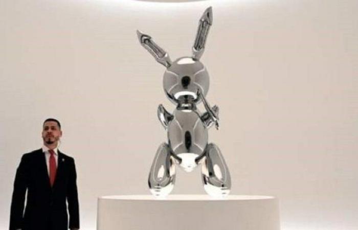 """""""أرنب"""" بـ91 مليون دولار"""